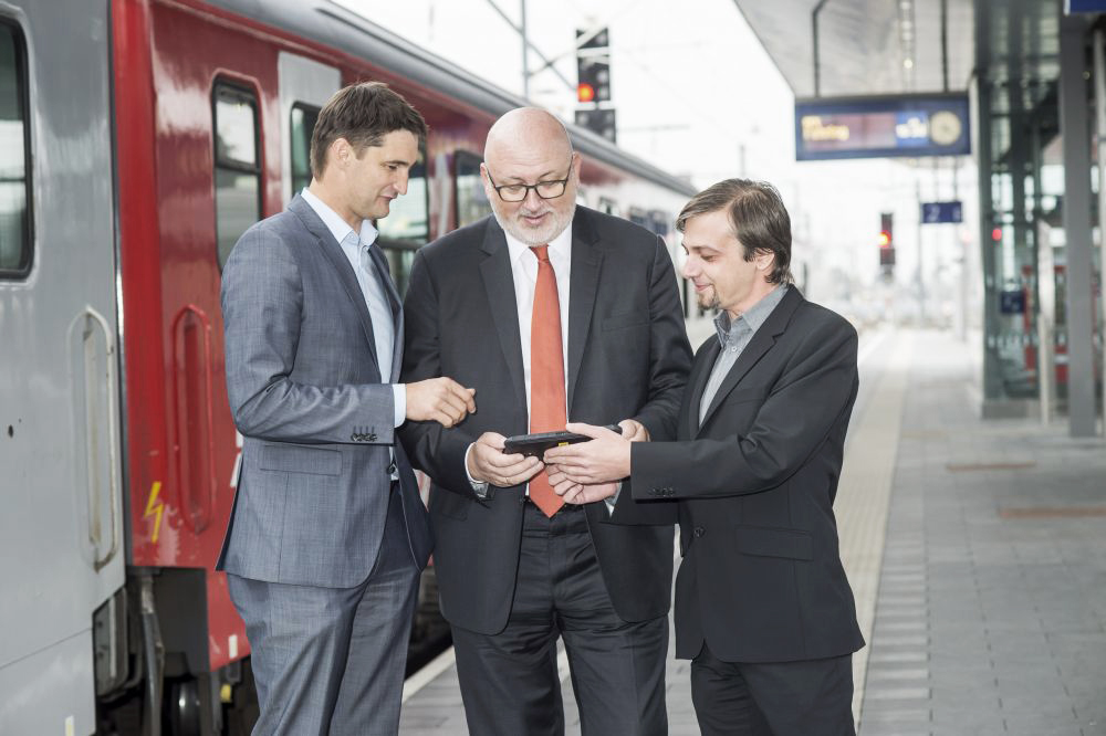 OeBB CEO: Andreas Matthae