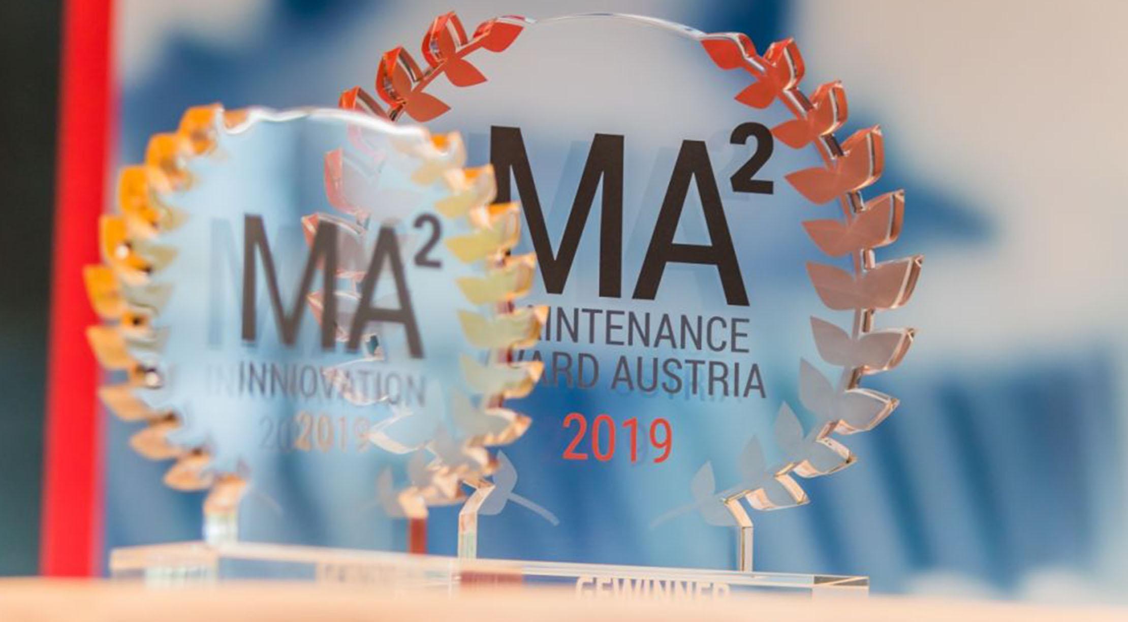 MA2 Maintenance Austria Award 2019