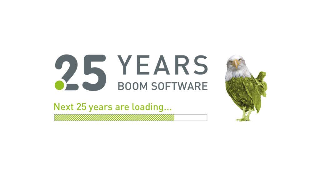 25 years of Boom