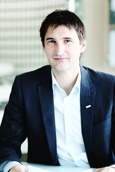CEO Andreas Schaller