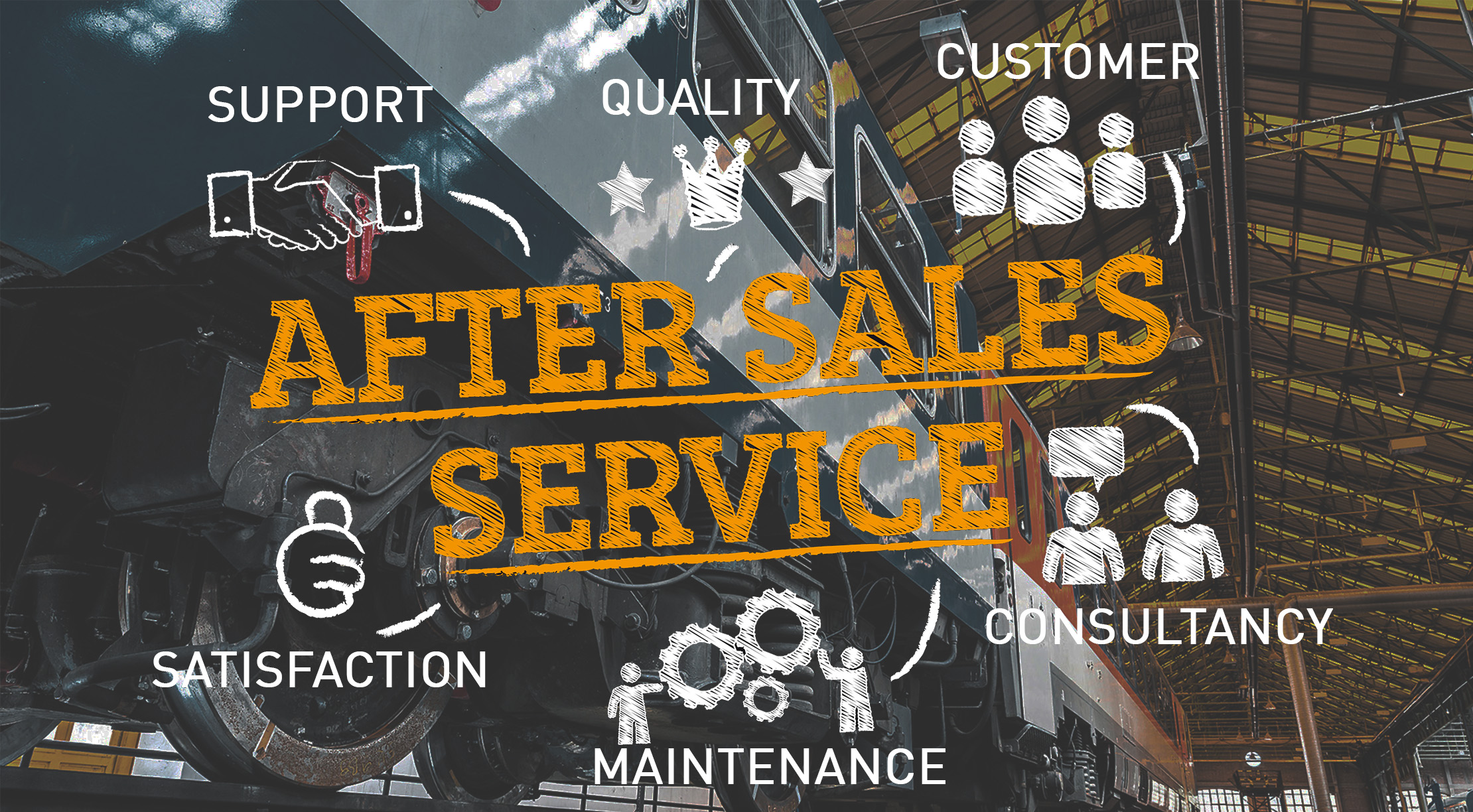After sales service as competitive advantage